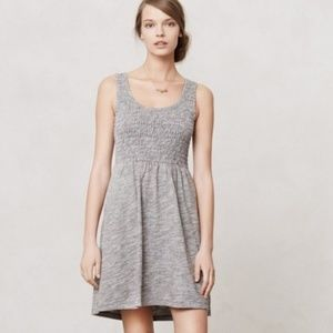 Anthropologie Saturday Sunday Smocked Tank Dress